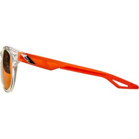 100% Campo Bril, wit/oranje